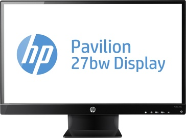"Monitorius HP 27wm, 27"", 7 ms"