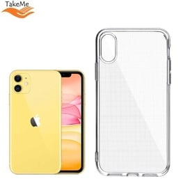 TakeMe Clear Series Transparent Cover Case For Apple iPhone 11 2mm
