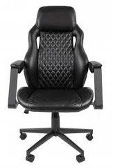 Chairman Chair 720 Eco Leather Black