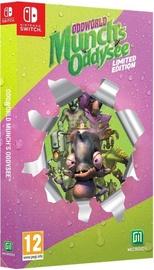 Oddworld: Munch's Oddysee Limited Edition SWITCH