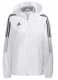 Джемпер Adidas Tiro 21, белый, XL