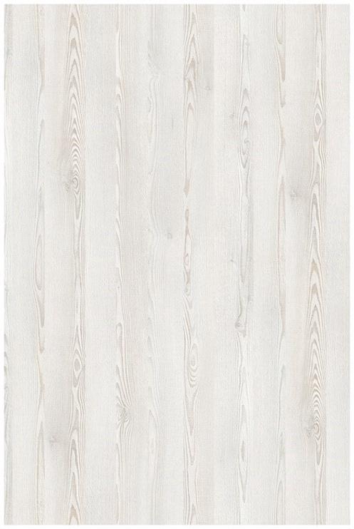 LAM.CB. 18X595X1740 K010 WHITE LOFT PINE