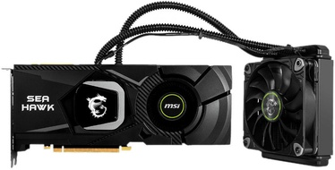 MSI GeForce RTX 2080 Super Sea Hawk X 8GB GDDR6 PCIE RTX2080SUPERSEAHAWKX