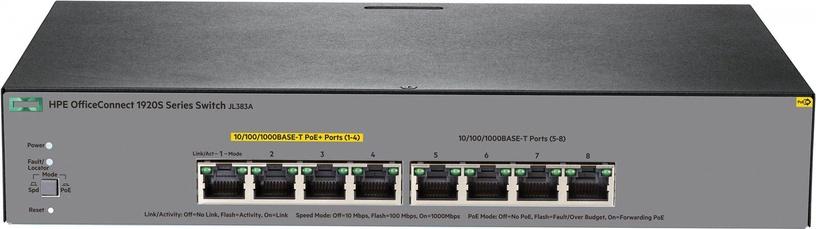 HP 1920S 8G PPoE+ 8-port