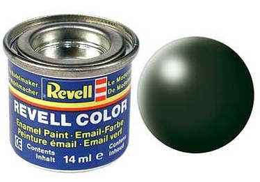 Revell Email Color 14ml Silk RAL 6020 Dark Green 32363