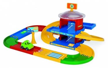 Wader Garage 2-level Kid Cars 3D 53020