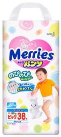 Подгузники Merries Diapers PBL 38