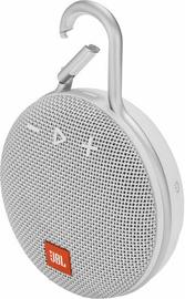 JBL Clip 3 Bluetooth Speaker White