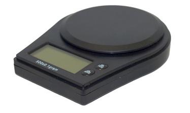 Elektrooniline köögikaal Akara S-58-2, must