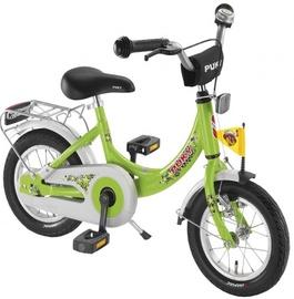 Vaikiškas dviratis Puky ZL 12-1 Green