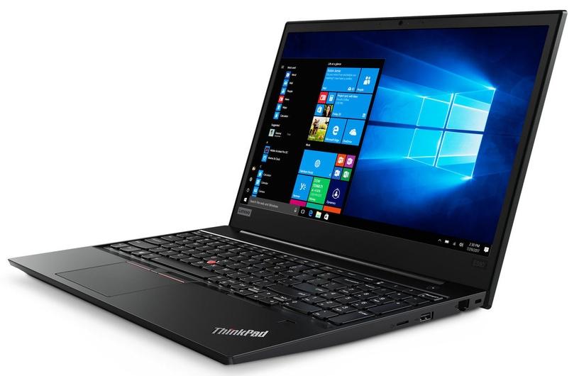 Nešiojamas kompiuteris Lenovo ThinkPad E580 Black 20KS007GPB