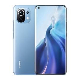 Telefonas XIAOMI MI 11, 128 GB, mėlynas