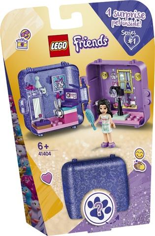 Konstruktorius Lego Friends Emmas Play Cube 41404