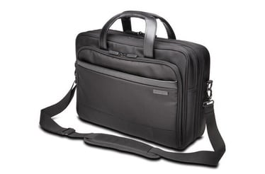 "Kensington Contour 2.0 Business Laptop Briefcase 15.6"" Black"