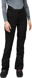 Audimas Womens Ski Trousers Black 176/38