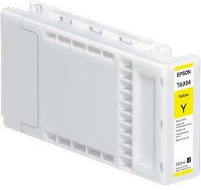 Epson T693400 UltraChrome XD Ink Cartridge Yellow
