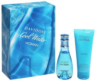 Davidoff Cool Water 30ml EDT + 75ml Body Lotion