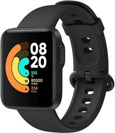 Išmanusis laikrodis Xiaomi Xiaomi Mi Watch Lite, juoda