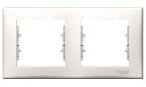 Schneider Electric Sedne Two Way Frame SDN5800323 Beige