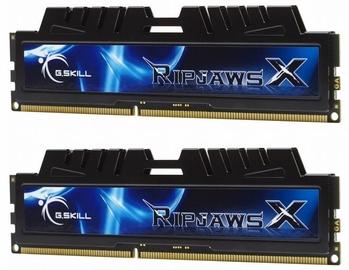 G.SKILL RipjawsX 4GB 1333MHz DDR3 CL7 DIMM KIT OF 2 F3-10666CL7D-4GBXH