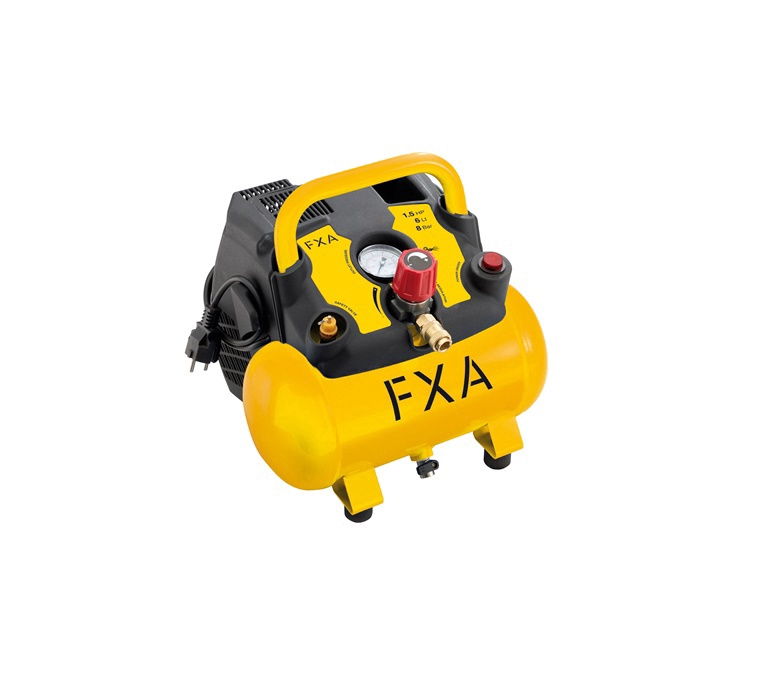 FXA Air Compressor Mecafer Vento-6 1100 W