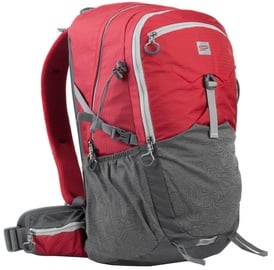 Spokey Redwood 36L Red/Grey 921893