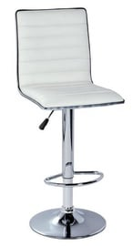 Verners Benita Bar Stool White