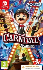 Carnival Games incl. 20 Games - Digital Download SWITCH