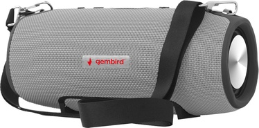 Gembird SPK-BT-06 Portable Bluetooth Speaker Grey