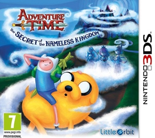 Adventure Time: The Secret of the Nameless Kingdom 3DS