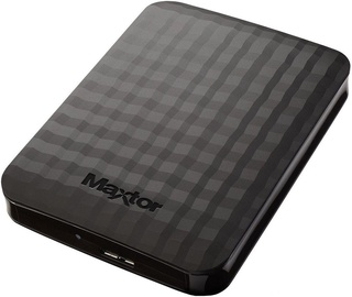 Maxtor M3 Portable 2.5'' 4TB USB3.0 Black