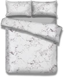 AmeliaHome Basic Marble Bedding Set 200x220/80x80 2pcs