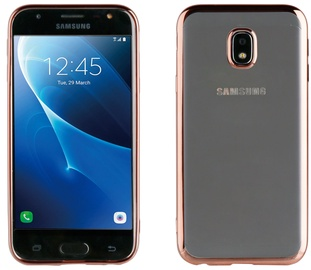 Muvit Bling Back Case For Samsung Galaxy J5 J530 Rose Gold