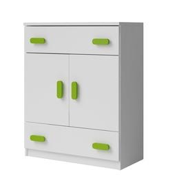 Idzczak Meble Smyk 03 2S2D White/Green