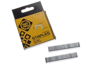 Kabės Forte Tools, 53, 14 mm, 1000 vnt