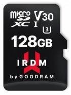 GoodRam IRDM 128GB MicroSDXC UHS-I Class 10