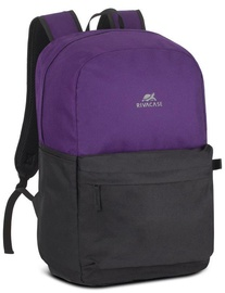"Rivacase Backpack Mestalla 15.6"" Violet/Black"