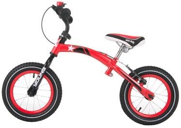 Балансирующий велосипед Milly Mally Young Red 0388