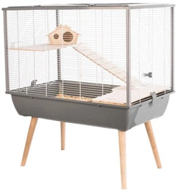 Zolux Neo Silta Rodents Cage Grey