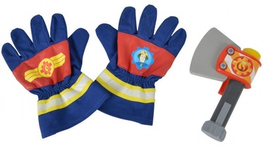 Simba Fireman Sam Gloves And Hatchet 109252105038