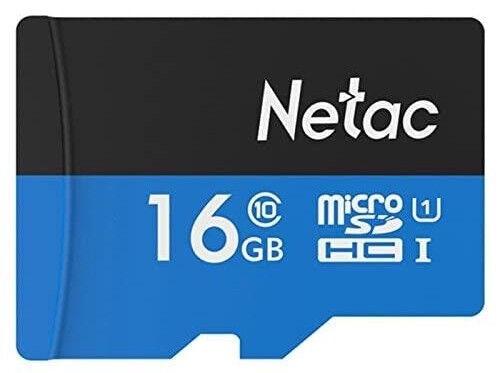Mälukaart Netac P500 Standard, 16 GB