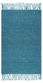 Ковер FanniK Humina Blue, синий, 140 см x 200 см