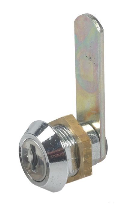 Postkastilukk DIY 151 8 mm kroom
