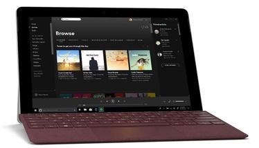 Microsoft Surface Go 8/128GB W10P Silver