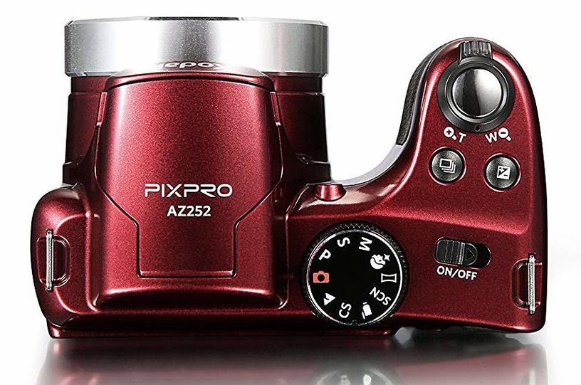 Kodak PixPro AZ252 Red