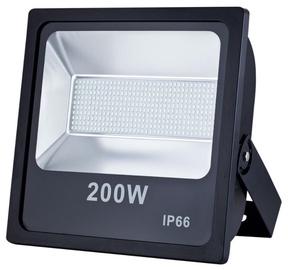 ART External Lamp LED 200W 265V 4000K Black