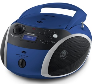 Grundig GRB 4000 CD Player Blue