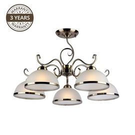 LAMPA GRIESTU ESTERA MX90746C/5 5X60WE27