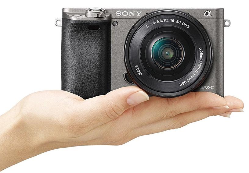 Sony Alpha A6000 Grey + 16-50mm