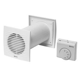 Ventilatsioonikomplekt +termostaat ø125